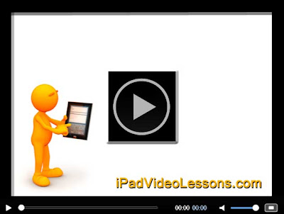 Ipad With Video Lessons