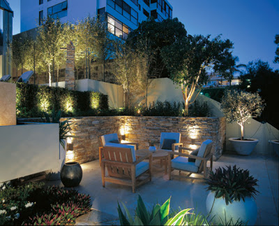 Beau Garden Landscape Lighting