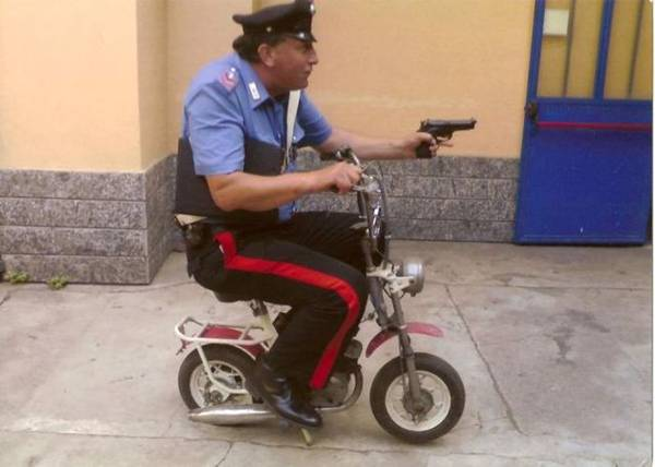 Funny Police Pictures