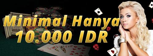 Minimal deposit ADUKARTU.COM SITUS TARUHAN ONLINE GAME POKER TEXAS HOLDEM INDONESIA