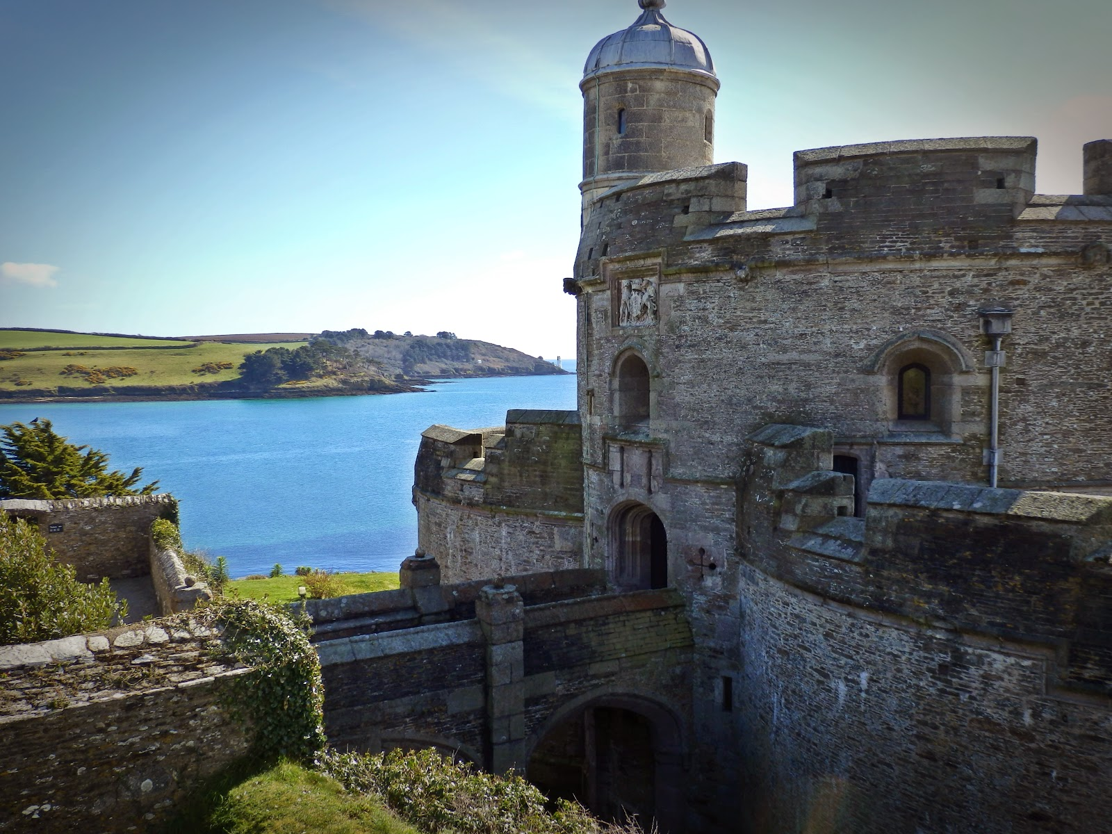 St Mawes Castle, Cornwall