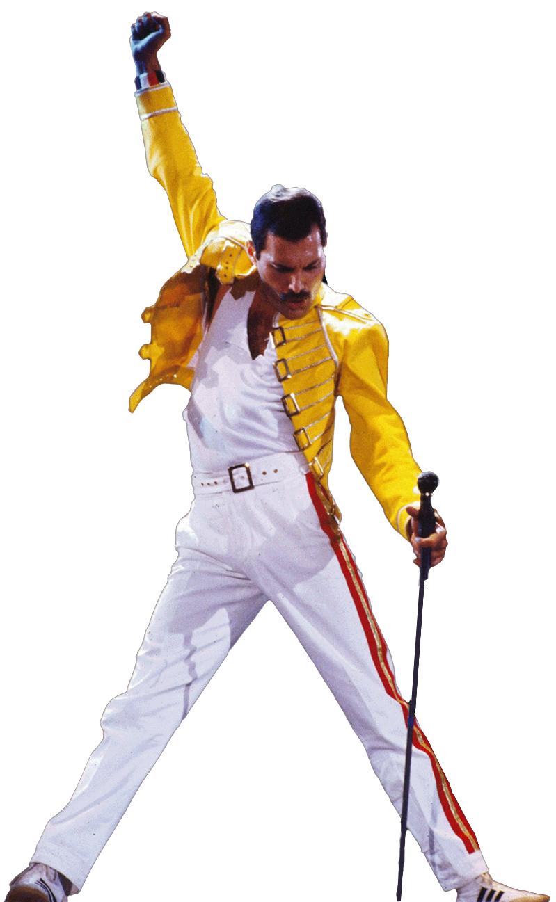 El 22 de noviembre de 1991 el manager de Freddie Mercury confirmo los rumores que la prensa y la opinión pública decía, padecía sida. Quizás la primera estrella mundial que murió por sida. E