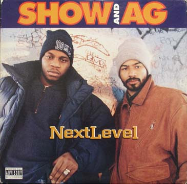 Showbiz & A.G. – Next Level (VLS) (1995) (320 kbps)