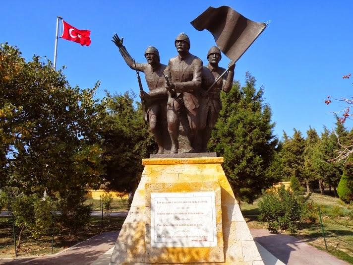 5 Ağustos Çanakkale Şehitlik Turu