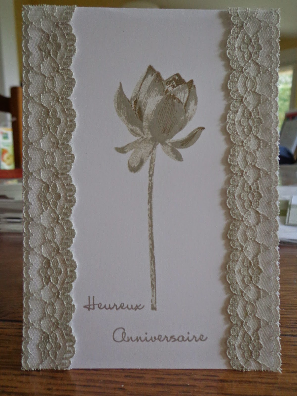 Muriel D Loisirs Creatifs Joyeux Anniversaire Veronique