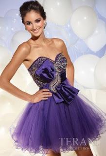 Kurze Kleider Prom - Terani Kollektion 2012 - 2013
