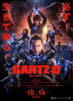 Gantz:O Legendado