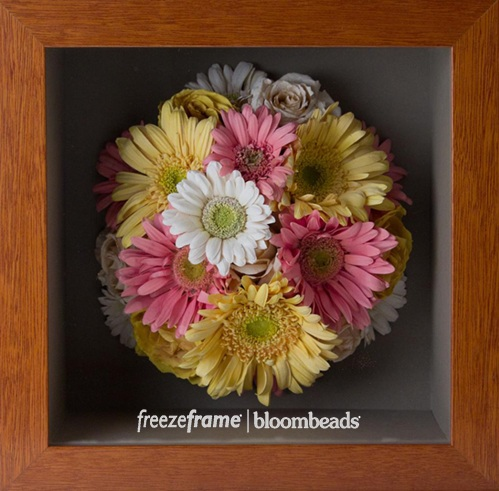 Frame Your Wedding Flowers Preserved Bridal Bouquet
