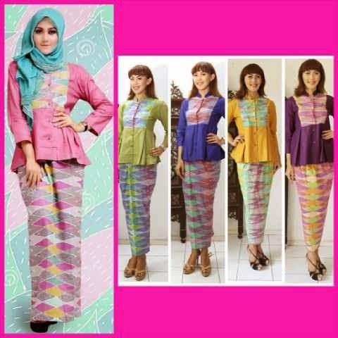 Baju Batik DBG 7005