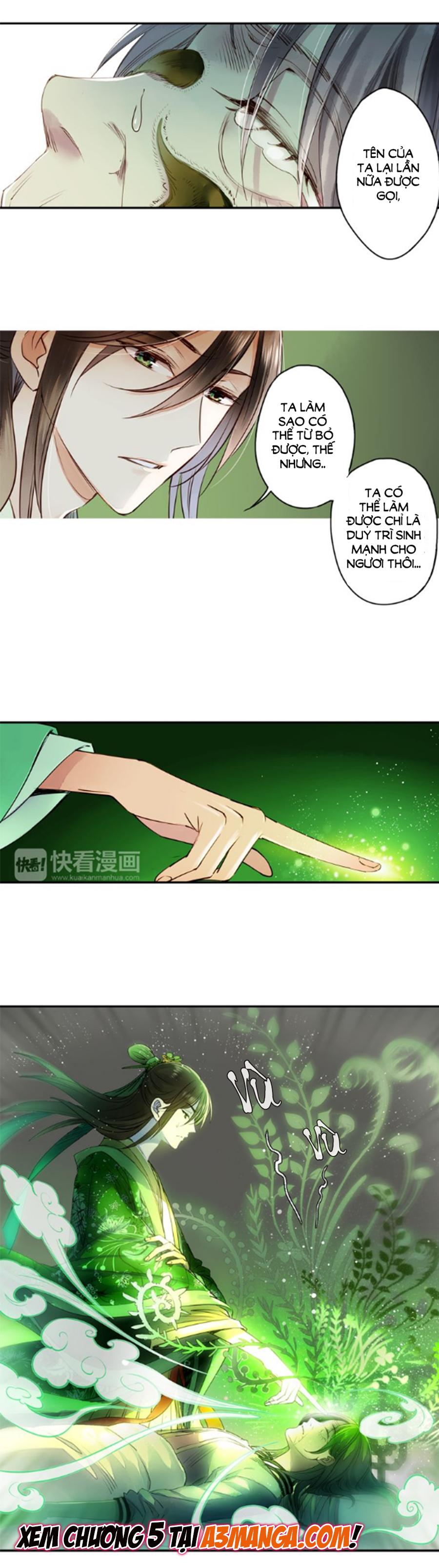 Sơn Thần và Tiểu Táo 2 Chap 4 - Next Chap 5