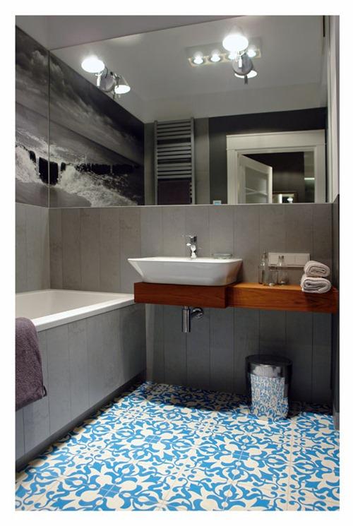 Construindo Minha Casa Clean Banheiros e Lavabos! Maravilhosos!!! -> Banheiro Pequeno Com Espelho Ate O Teto