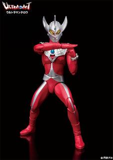 Bandai Ultra-Act Ultraman Taro figure