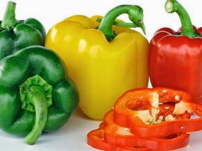Manfaat Mengkonsumsi Paprika Untuk Kesehatan