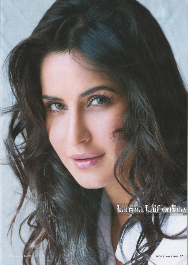 , Katrina Kaif's People Magazine Scans