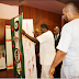 Dokpesi shakes off ordeal, sends seasonal cards to Buhari, Osinbajo