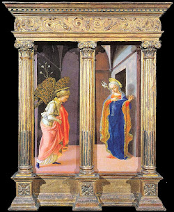 The Joyful Mysteries – The Annunciation, Part VII, In the House