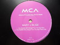 Mary J. Blige – You Remind Me (Promo VLS) (1993)