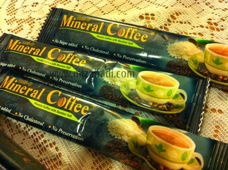 Borong Mineral Coffee