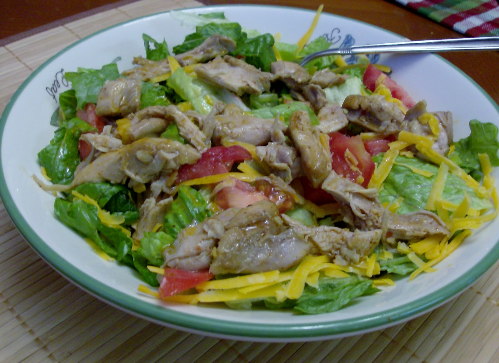 365 Days of Slow Cooking: Recipe for Slow Cooker Chicken Rio Salad ...