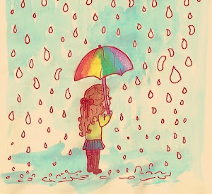 Si la lluvia cae, coje tu mejor paraguas ;)