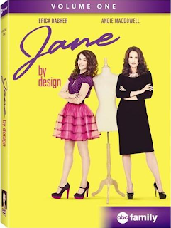 COMPLETED : Enter our Jane By Design: The Complete First Season DVD Giveaway