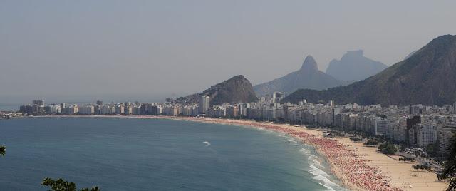 Rio de janeiro, turismo, guia, leme, forte do leme, Copacabana, visual, Brasil, natureza, caminhada, trilha, forte, praia copacabana