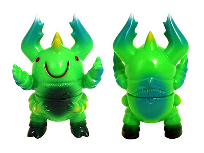 Super7 - The Fields of Green Frederick the Beetle Vinyl Figure by Bwana Spoons