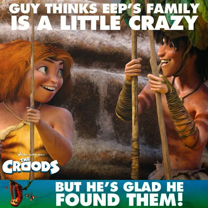 The Croods 2 Movie: FILM NeXT: The Croods 2013 Images Gallery