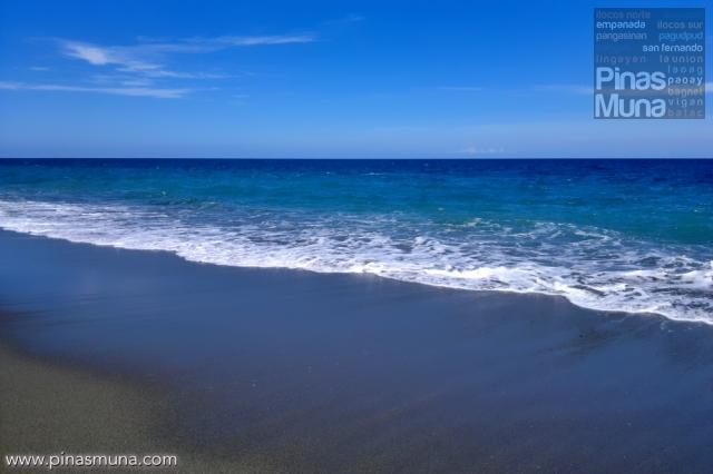 Pebble Beach of Bangui Ilocos Norte