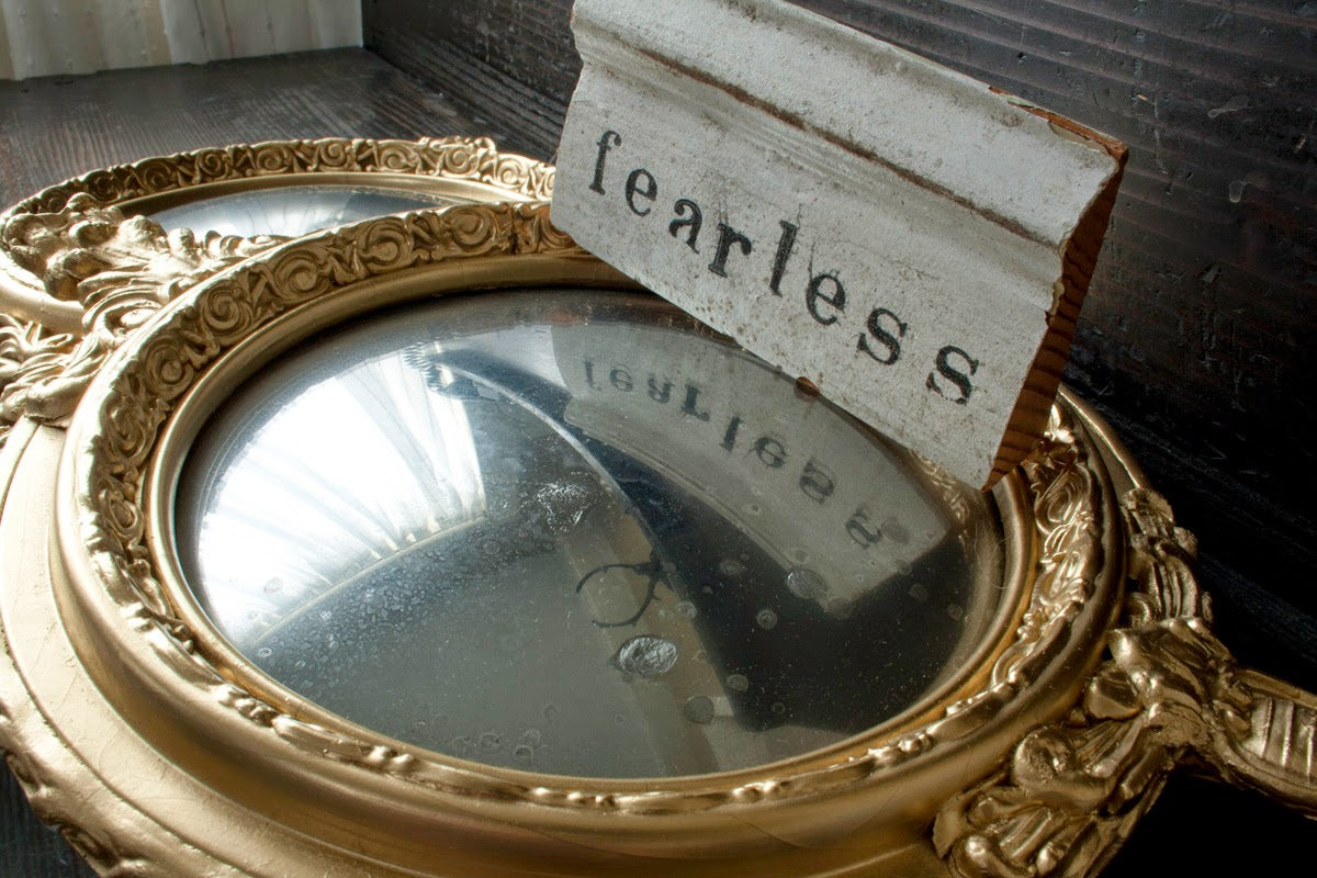 DIY Antique Convex Mirror Tutorial, Inspire Me DIY Jen Widner