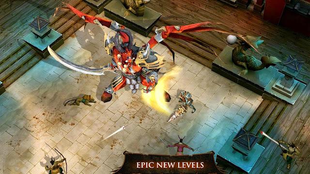 ألعاب جماعية رائعة تعمل على أجهزة أندرويد والأجهزة اللوحية