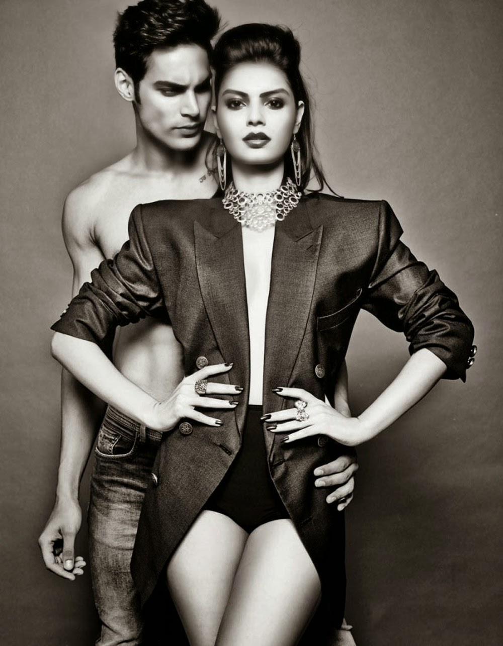 Sonali Raut Mandate Magazine august 2014 PhotoShoot images