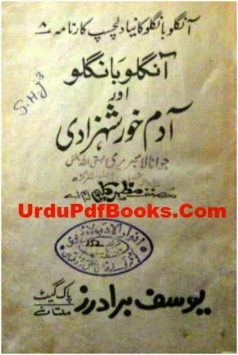 Aangloo Bangloo Aadam Khor Shehzadi