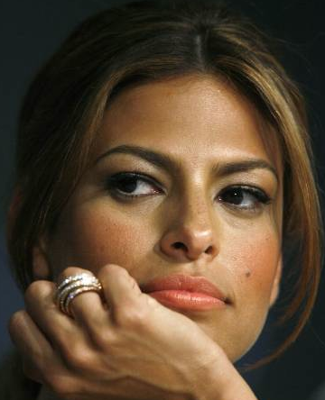 Eva Mendes is one of the most gorgeous actresses in Hollywood.