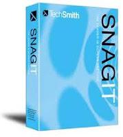 برنامج سناجيت لتصوير الشاشه Snagit photography screen