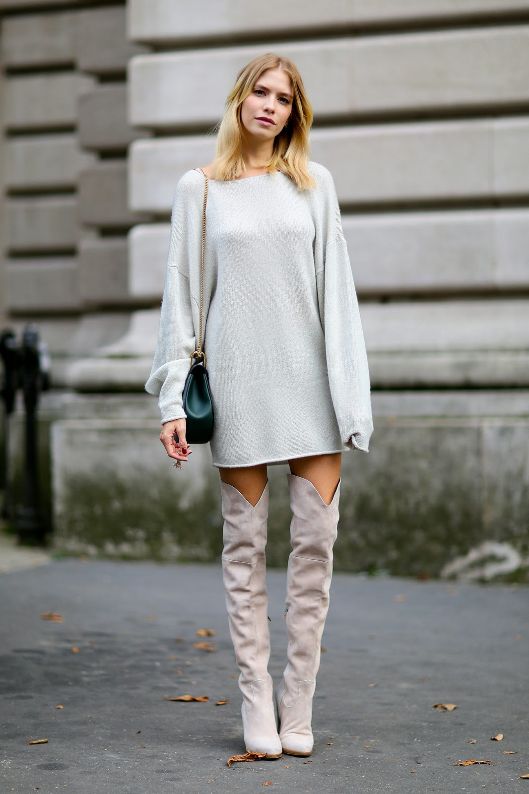 DC2NYConfessions: Fall 2014 Trend: Over-the-Knee Boots