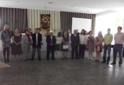 Cerimônia de Posse AL 2012/2013