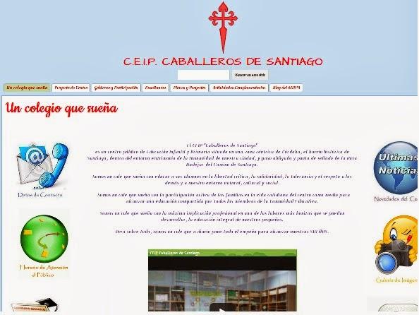 https://sites.google.com/site/ceipcaballerosdesantiago/