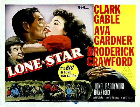 """Lone Star"" (1952)"