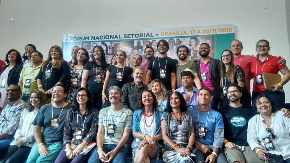 Colegiado Setorial de Arquivos 2016-2017