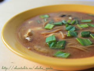 мисо суп