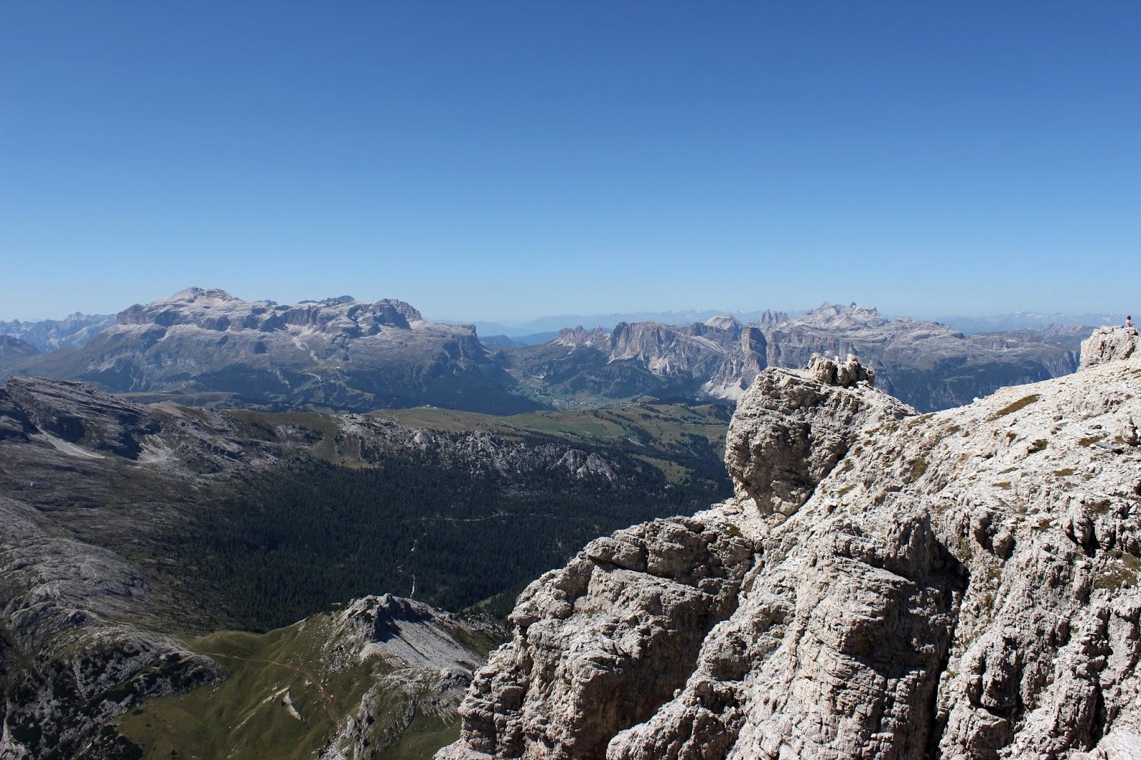 valter: Dolomiti e Rifugio Lagazuoi