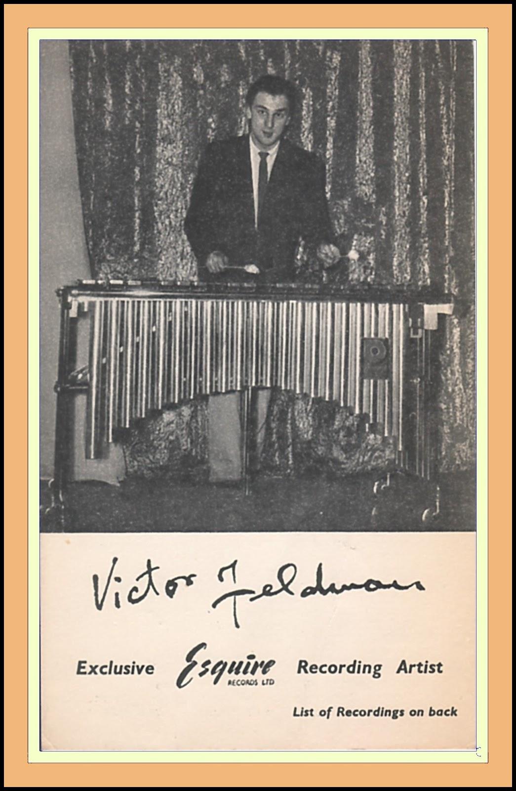 Victor feldman a career overview