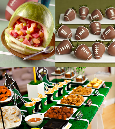 Be Different Act Normal Football Party Ideas Super Bowl