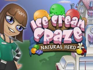 Ice Cream Craze: Natural Hero Final Portable