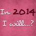 Apa azam korang untuk tahun baru ?