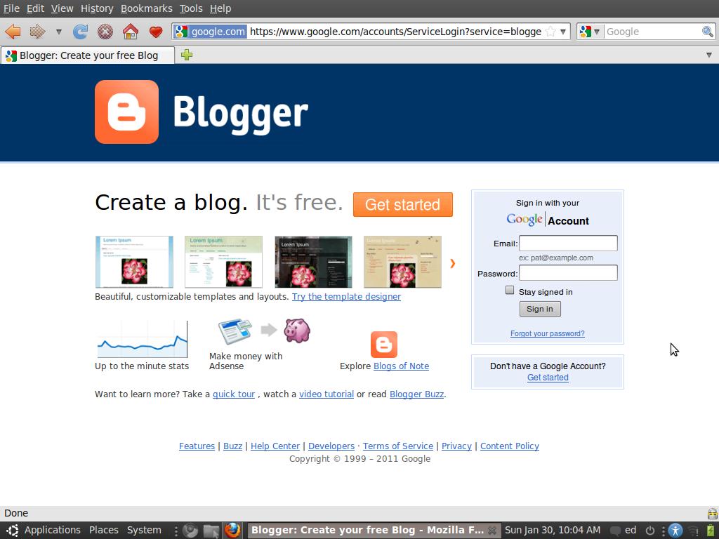 tips jitu bikin blog keren untuk pemula