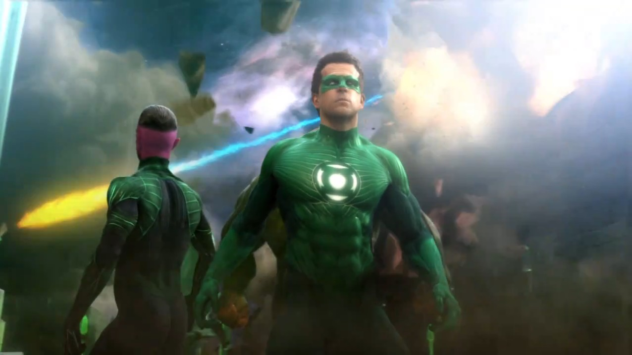 shadows green lantern rise of the manhunters