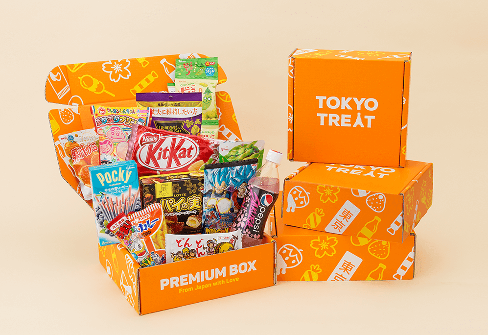 Get $5 off for first Tokyo Treat box