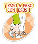 """Itinerario de catequesis """"Paso a paso con Jesús"""""""